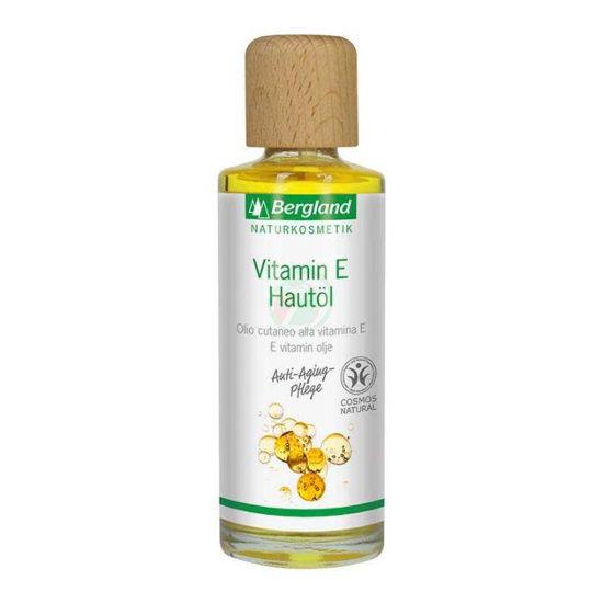 Bergland 100% naravno E vitamin olje, 125 mL