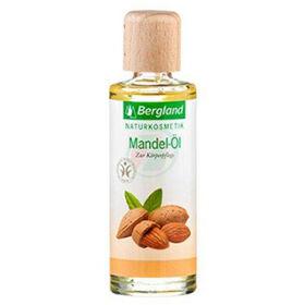 Slika Bergland 100% naravno mandljevo olje, 125 ali 250 mL