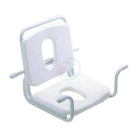 Slika Giraldin sedež za kopalno kad s hrbtnim naslonom