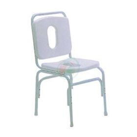 Slika Giraldin stol za tuš s hrbtnim naslonom