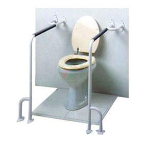 Slika Giraldin stranski opori za WC - desna ali leva