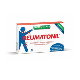 Slika Reumatonil prehransko dopolnilo, 30 kapsul