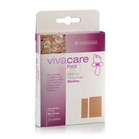 Slika Vivacare foot obliži, 20 obližev