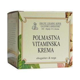 Slika Polmastna vitaminska krema, 50 ml