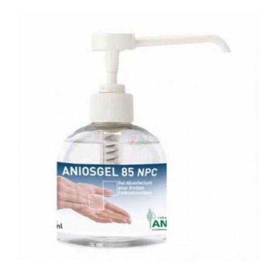 Aniosgel 85 NPC antiseptični gel z dozatorjem, 500 mL
