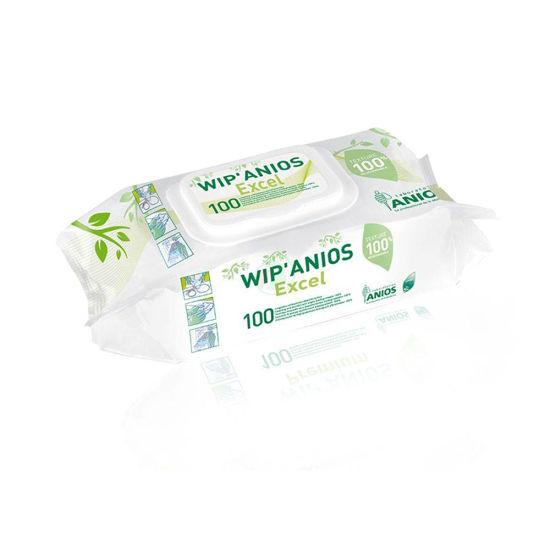 Wip Anios Premium čistilno dezinfekcijski robčki, 100 robčkov