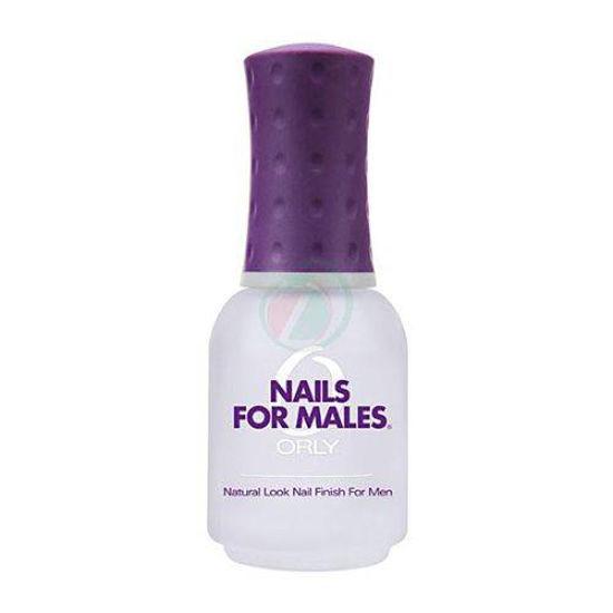 Orly nails for males mat lak za moške