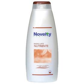 Slika Novelty družinsko kopalno mleko s karite maslom, 500 mL