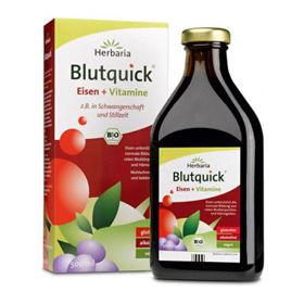 Slika BlutQuick koncentrat iz sadnih sokov, 500 mL