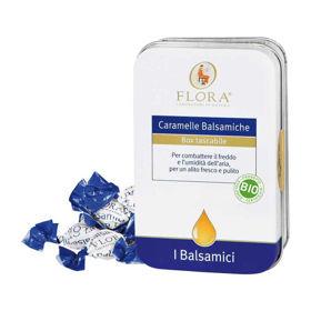 Slika Flora balzamični bonboni, 44 g