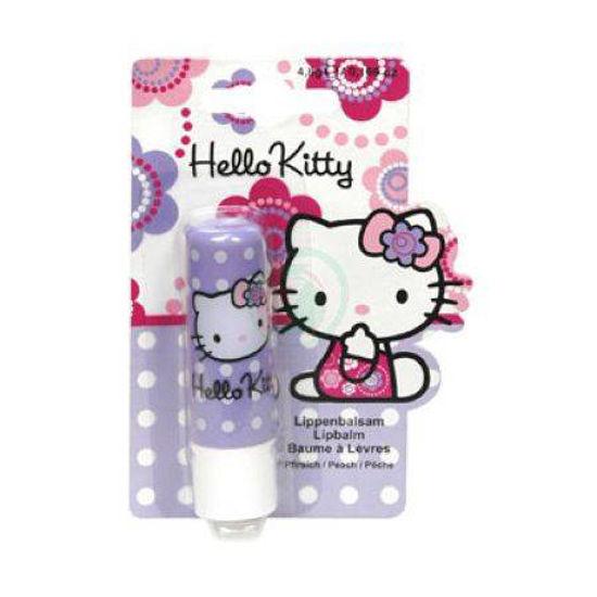Hello Kitty balzam za ustnice z okusom borovnice, 4,8 g