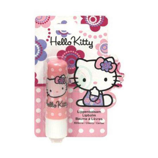 Hello Kitty balzam za ustnice z okusom češnje, 4,8 g