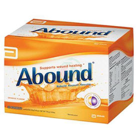 Slika Abound napitek z okusom pomaranče, 30x24 g praška