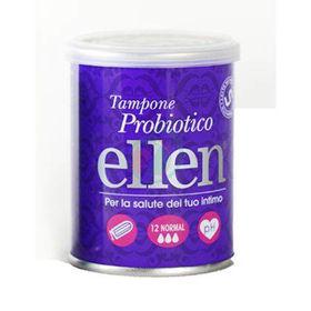 Slika Ellen Normal tamponi za normalno menstruacijo, 12 tamponov