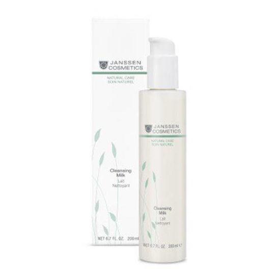 Janssen Cosmetics Organics blago čistilno mleko, 200 mL