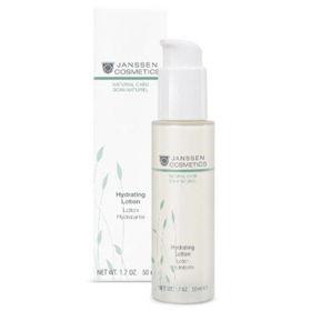 Slika Janssen Cosmetics Organics nežna tekoča negovalna emulzija, 50 mL