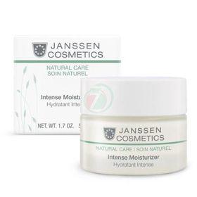 Slika Janssen Cosmetics Organics vlažilna krema za glajenje kože, 50 mL