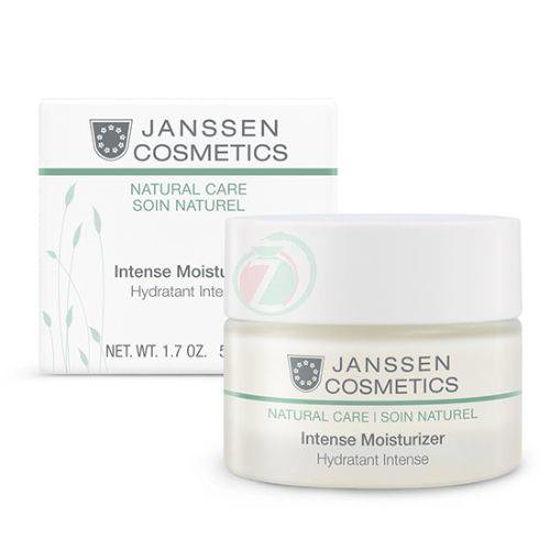 Janssen Cosmetics Organics vlažilna krema za glajenje kože, 50 mL
