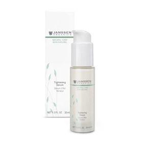 Slika Janssen Cosmetics Organics učvrščevalni serum proti staranju z lifting učinkom, 30 mL