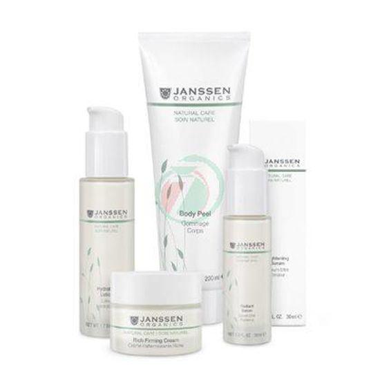 Janssen Cosmetics Organics kremna maska za glajenje kože, 150 mL