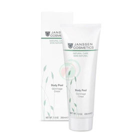 Slika Janssen Cosmetics Organics Body blag piling za telo, 200 mL