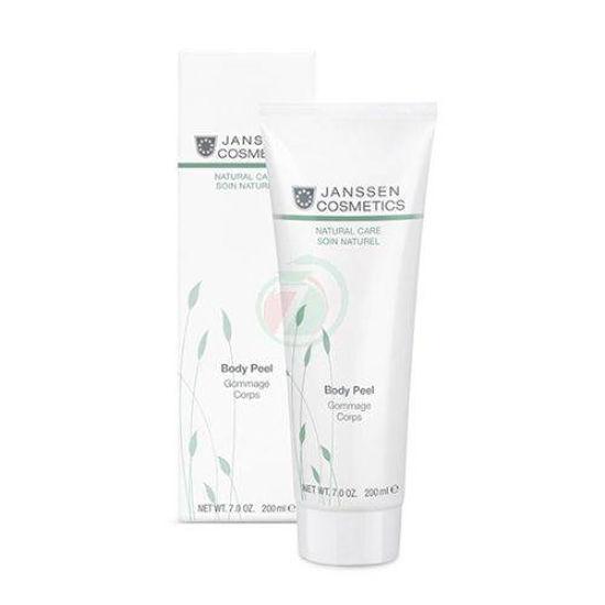 Janssen Cosmetics Organics Body blag piling za telo, 200 mL