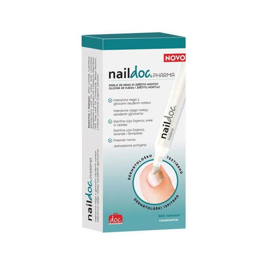 Naildoc Pharma pisalo za nohte, 5 mL