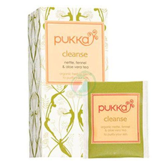 Pukka cleanse organski čaj v vrečkah, 36 g