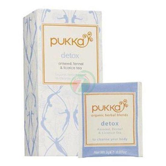 Pukka detox organski čaj v vrečkah, 36 g