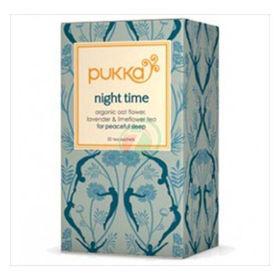 Slika Pukka night time organski čaj v vrečkah, 36 g