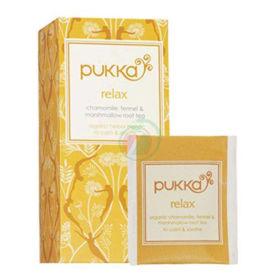 Slika Pukka relax organski čaj v vrečkah, 36 g