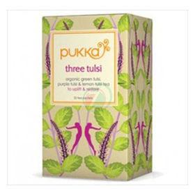 Slika Pukka three tulsi organski čaj v vrečkah, 36 g
