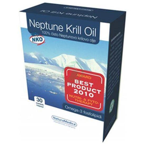 Neptunovo krilovo olje, 40 kapsul