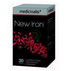 Slika New Iron kapsule, 30 kapsul