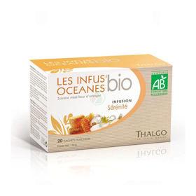 Slika Thalgo Serenity pomirjajoči zeliščni čaj, 20 vrečk