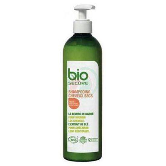 BioSecure šampon za suhe/mnormalne lase, 370 mL