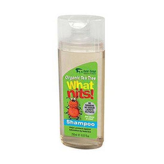 What Nits šampon proti ušem, 250 mL