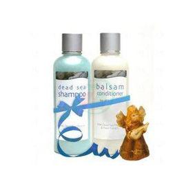 Slika Jericho darilni paket šampon za mastne lase in balzam