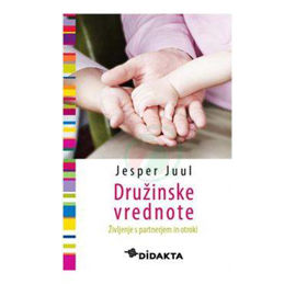 Slika Družinske vrednote, Jesper Juul