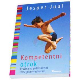 Slika Kompetentni otrok, Jesper Juul