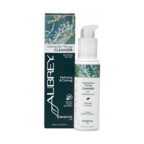 Slika Aubrey Organics Calming Skin Therapy čistilni losjon za občutljivo kožo, 100 mL