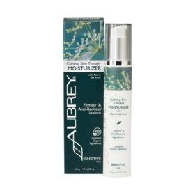 Slika Aubrey Organics Calming Skin Therapy vlažilna krema za obraz, 50 mL