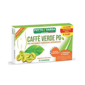 Slika Caffe Verde PG, 30 tablet