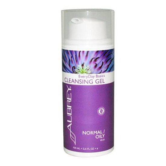 Aubrey Organics EveryDay Basics čistilni gel za normalno do mastno kožo, 100 mL