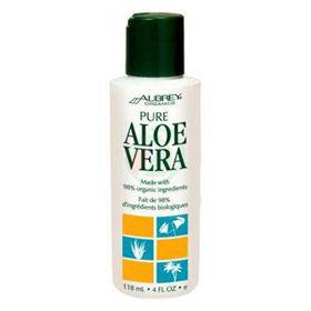 Slika Aubrey Organics Pure Aloe alojin sok, 118 mL