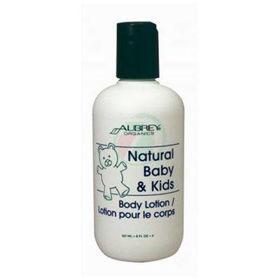 Slika Aubrey Organics Natural Baby & Kids losjon, 59 mL