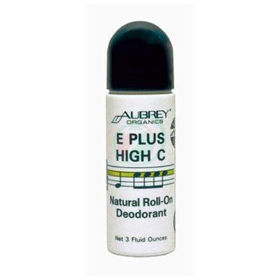 Slika Aubrey Organics E plus high C deodorant, 89 mL