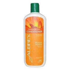 Slika Aubrey Organics Honeysucle vlažilni balzam za lase s kovačnikom, 325 mL