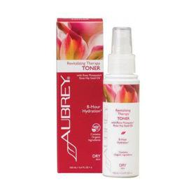 Slika Aubrey Organics Revitalizing Therapy tonik za suho kožo, 100 mL
