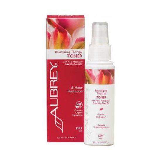 Aubrey Organics Revitalizing Therapy tonik za suho kožo, 100 mL